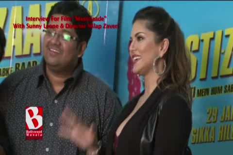 Movie Mastizaade Interview